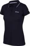 Regatta T-shirt Maverick dames polyester navy
