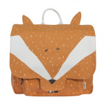 Trixie schooltas Mr. Fox 7 liter oranje
