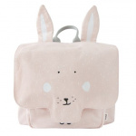 Trixie schooltas Mrs. Rabbit 7 liter roze