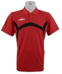 Umbro Team Polo Red