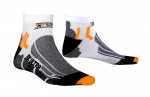 X-Socks fietssokken Biking Ultralight nylon/PP zwart/wit